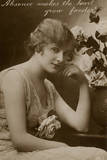 Young Woman  Miss Peggy Kurton