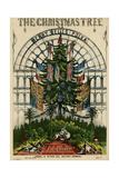Christmas Tree 1851
