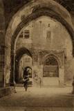 Street Scene  Jerusalem