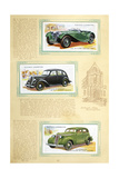 Player Motor Cars: Jaguar  Flying Standard and Studebaker