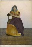 Racial  Jewish Woman C20