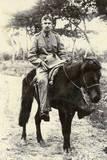 British Soldier on Horseback