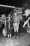 Lindbergh  Louis and Mum