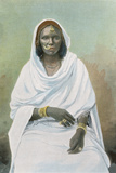 Egyptian Nubian Woman