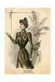 Stripey Sleeves 1899