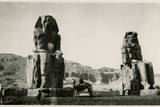 Colossi of Memnon  Thebes  Egypt