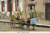 French Dog Cart