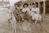 Donkey Ride  France