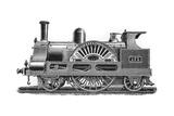 Cornwall Locomotive  1863