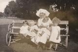 Nanny with Four Kids