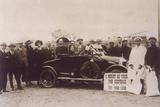 Raffling a Morris Car