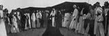 King Faisal I of Iraq Among the Dulaim
