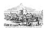 The Great Derby Race for 1851