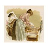 Old Age  Bedridden Bath