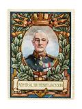 Admiral Sir Henry Jackson  Stamp