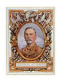 General Smuts  Stamp