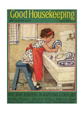 Good Housekeeping Front Cover  January 1933