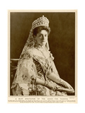 Empress Alexandra Feodorovna of Russia