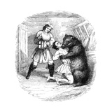 James Whitney Is Caught by a Bear