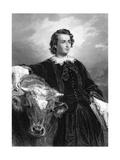 Rosa Bonheur and Cow