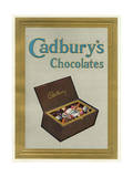 An Advertisement for Cadburys Chocolate