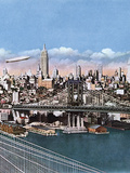 New York  Manhattan 1935