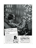 Advert for Stockings by Bear Brand 1935