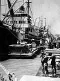 Manila Docks