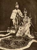 Coronation of King George V and Queen Mary
