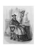 Cardinal Du Bellay (Mono