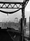 St Paul's across Thames