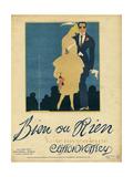 Couple  Music Sheet 1920