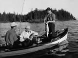 Canadian Salmon Fishing