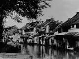 Javanese Slum Houses