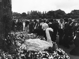 Marc Bolan's Funeral
