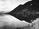 Hardanger Fjord Reproduction d'art