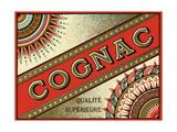 Belgian Cognac Label