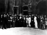 Suffrage Delegation  1914