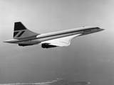 Concorde in Service