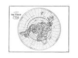 Flat Earth Giclée