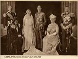 Wedding of the Duke of York and Elizabeth Bowes-Lyon