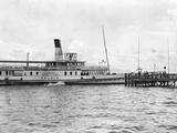 Swiss Steamship