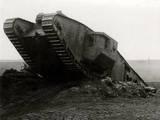 WW1 - British 'Tadpole' Tank
