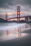 Late Summer Evening at Golden Gate Bridge