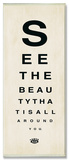 See The Beauty Chart