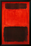 Brown and Black in Reds  1957