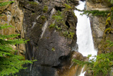 New Hampshire Waterfall Photo Print Poster