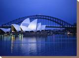 Harbor and Sydney Opera House