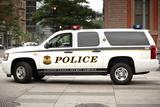 Secret Service Police Whitehouse Patrol Vehicle Photo Print Poster