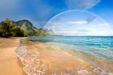 Rainbow Paradise Beach